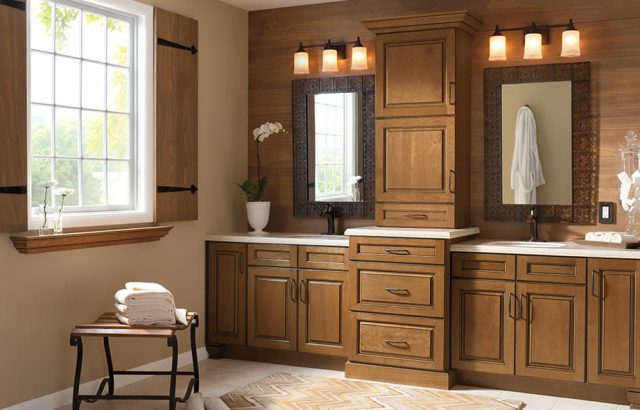 bathroom cabinets built in bathroom cabinets amp area cabinet solutions usa 15623